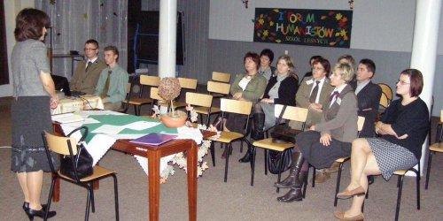 2009-11-12 I Forum Humanistów Szkół Leśnych