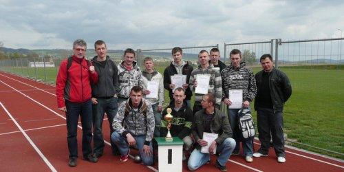 2010-04-28 Mistrzostwa powiatu szkół ponadgimnazjalnych w lekkiej atletyce