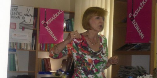 2014-06-11 Spotkanie  autorskie z Małgorzatą Gutowską-Adamczyk