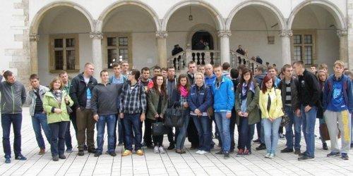 2014-09-25 Wycieczka klasy 2A i 3A do Krakowa