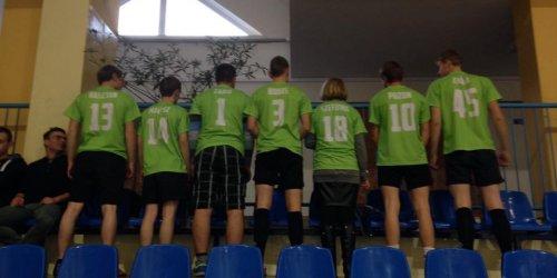 2015-02-10 Halowa Liga Klasowa w Futsalu