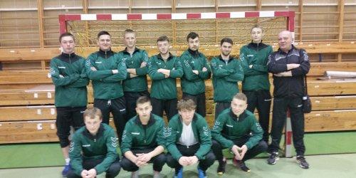 III miejsce  w  Mistrzostwach Polski Szkół Leśnych w Halowej Piłce Nożnej  dla ZSL w Zagnańsku!