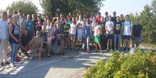2015-08-30 Poznajemy siebie i szkołę – obóz integracyjny uczniów klas I