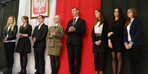2015-11-12  Uczennica Technikum Leśnego w Zagnańsku ze stypendium Prezesa Rady Ministrów