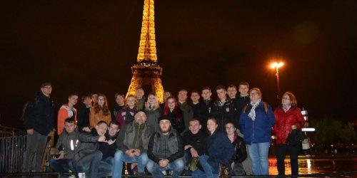 2016-04-29 Erasmus+ czyli Witaj Francjo!