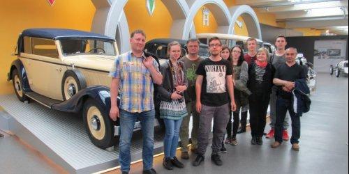 2016-05-31 Jubileuszowa wizyta w Niemczech