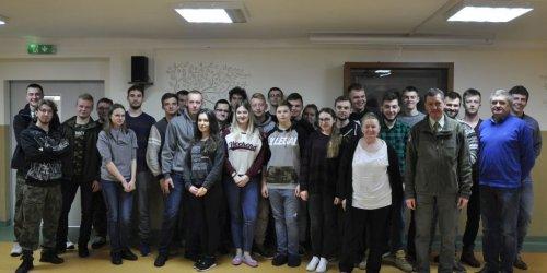 2017-04-20 Pożegnanie klas IV w internacie