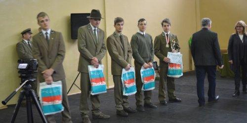 23-04-2017 IX Mistrzostwa Polski w umiejętnościach leśnych - Starościn