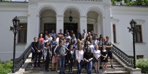 01-06-2017 VIII Forum Humanistów - wycieczka do Czarnolasu i Orońska