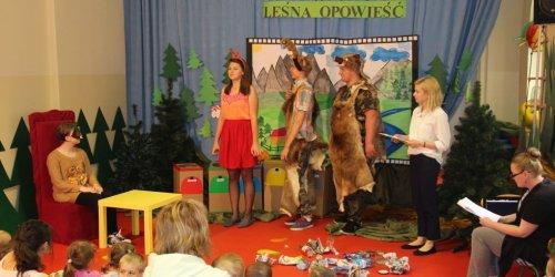12-06-2017 Wizyta w Niepublicznym Przedszkolu Baja Patataja w Kielcach