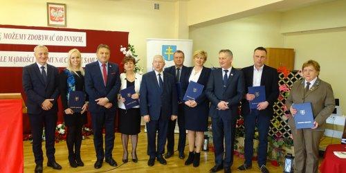 18-02-2020 Uroczystość wręczenia dyplomów stypendystom Stypendium Prezesa Rady Ministrów