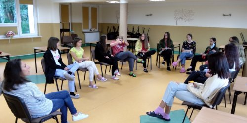03-09-2020 Zajęcia integracyjne dla dziewcząt z klas I