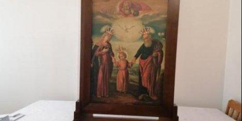 29-05-2021 Włączyliśmy się w Peregrynację Obrazu św. Józefa po diecezji kieleckiej