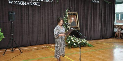 25-09-2021 100-lecie SP Nr 2 w Zagnańsku
