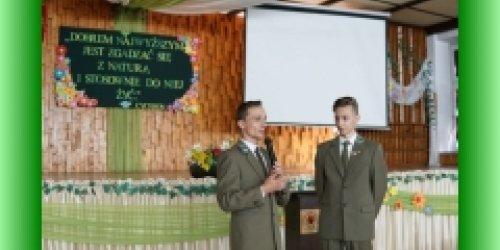 03-06-2019 XII Forum Samorządów Uczniowskich Szkół Leśnych w Zagnańsku