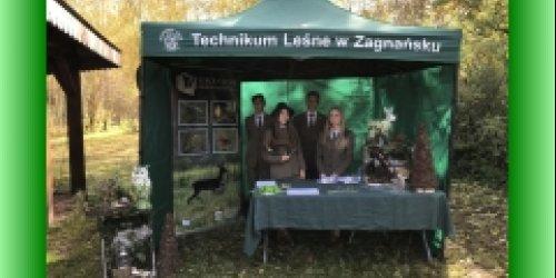 """17-10-2019 XI edycja Rajdu edukacyjnego """"PUSZCZA JODŁOWA"""""""