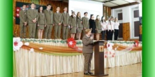 08-11-2019 Uroczysta akademia z okazji Narodowego  Święta Niepodległości