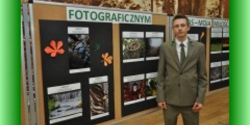 """02-12-2019 Gala IX Ogólnopolskiego Konkursu Fotograficznego """"Las - moja miłość"""" 2019"""